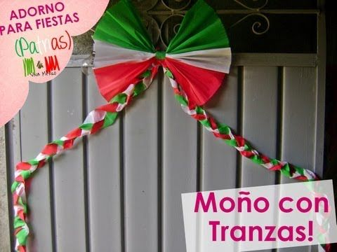 Realización de distintivo mexicano en pasta