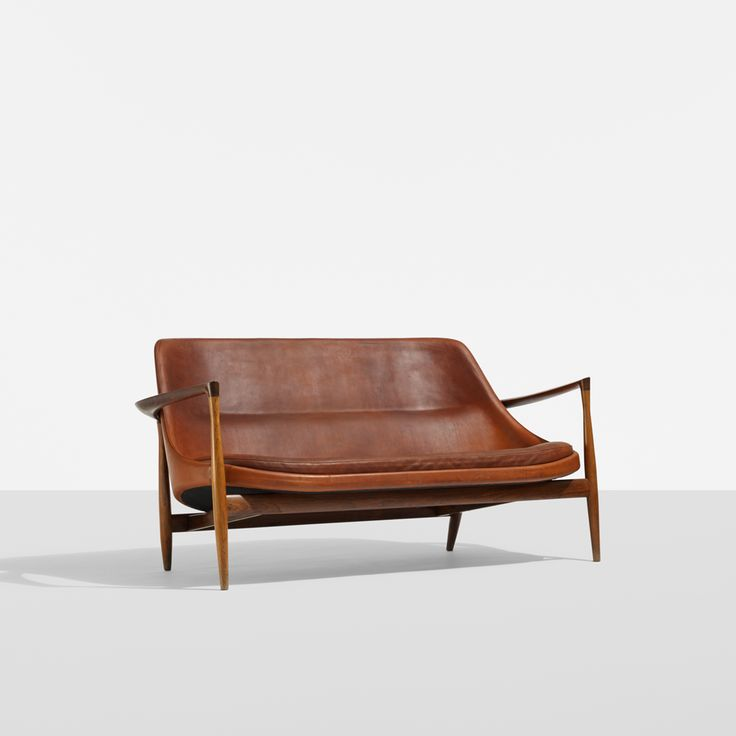 Ib Kofod-Larsen rare Elizabeth sofa