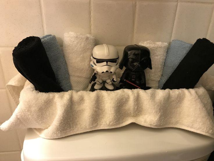 Star Wars Bathroom Decor