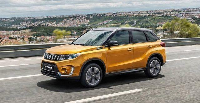 2020 Suzuki Vitara Facelift Release Date Grand Vitara Suv