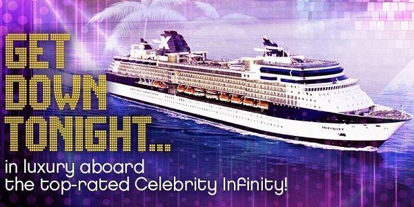 Www Ultimatediscocruise Com Win Cruise Vacation On Board The Ultimate Disco Cruise 2020 Ultimatediscocruise Swe Cruise Caribbean Cruise Celebrity Infinity