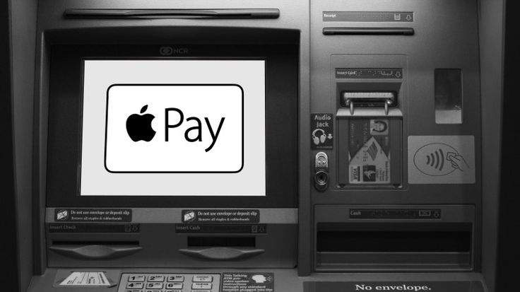 Both Bank Of America and Wells Fargo are working on integrating Apple Pay into their ATMs, according to a source familiar with the teams on the projects...