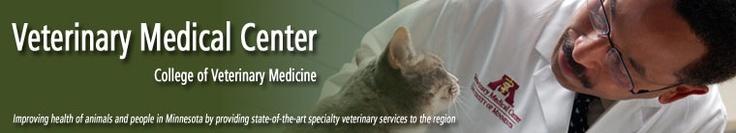 UofM Veterinary Medical Center