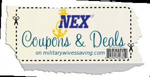 Navy Exchange Ad Coupon Matchups (updated weekly)!