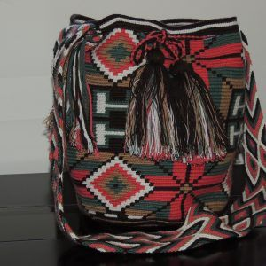 Beautiful handmade bags - mochilas wayuu