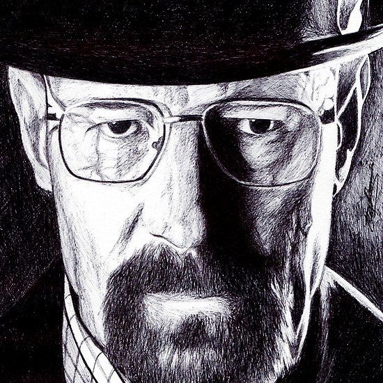 Heisenberg  #selling #redbubble #design #art #drawing #buyitnow