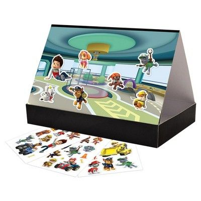 Colorforms Create a Story Paw Patrol Re-Stickable Playset