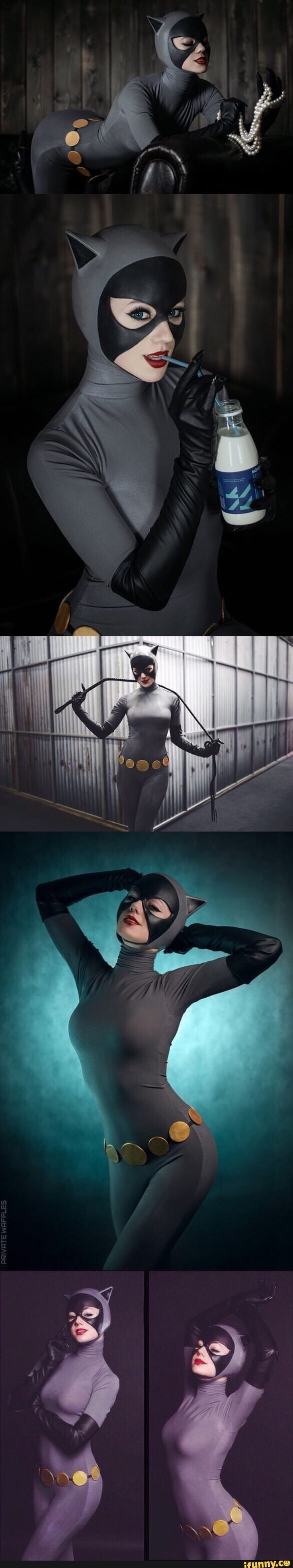 #catwoman, #cosplay, #batmantheanimatedseries