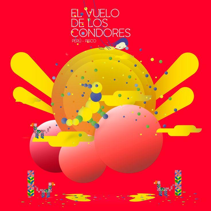 El Vuelo De Los Condores Graphic Design Photography Advertising Photography Graphic