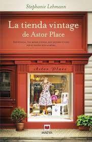 El universo de los libros: La tienda vintage de Astor Place - Stephanie Lehma... http://www.eluniversodeloslibros.com/2014/08/la-tienda-vintage-de-astor-place-stephanie-lehmann.html