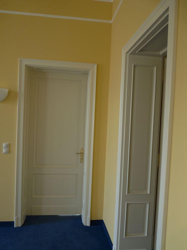 klasszikus mdf ajtók, mélybéléssel