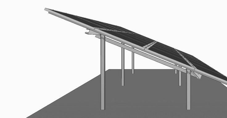 Solar Innova Mounting Racks Bipole 4H #solarinnova #energia #energiasolar #energiarenovable #fotovoltaica #electricidad #green #solar #energy #renewable #renewableenergy #gogreen #gosolar #photovoltaic #photovoltaics #pvpanel #pvpanels #pvmounting #monocrystalline #polycrystalline #solarpanels #solarmodule #solarmodules #solarenergy #solarpower #solarpv #sustainability #electricity #electrical #photovoltaïque