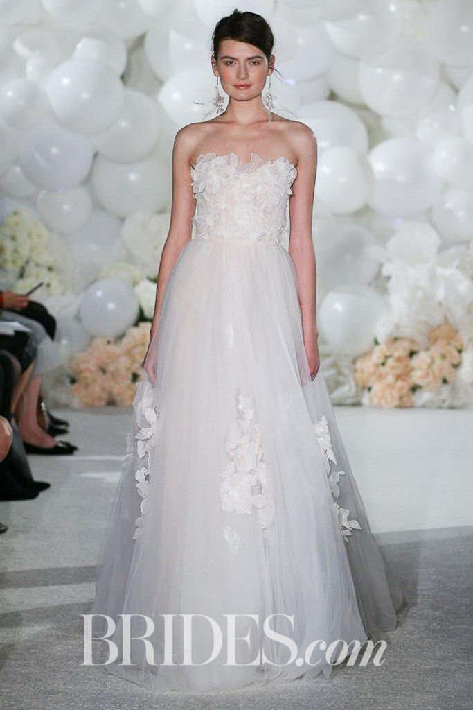 Mira Zwillinger Bridal Wedding Dress Collection Spring 2018
