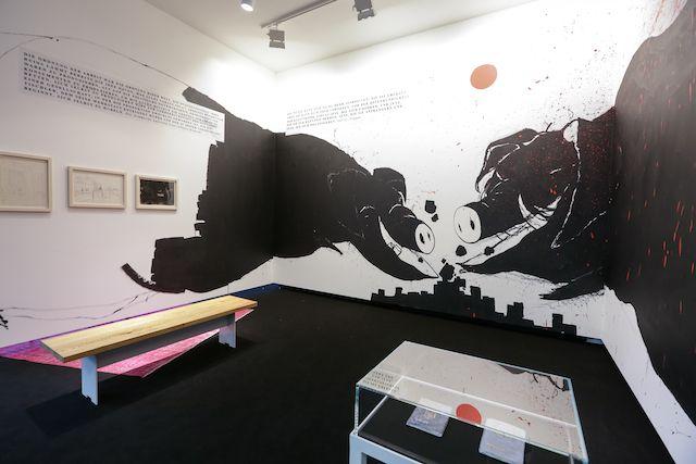 Volodymyr Kuznetsov at ART COLOGNE for Art Collection Telekom | iGNANT.de