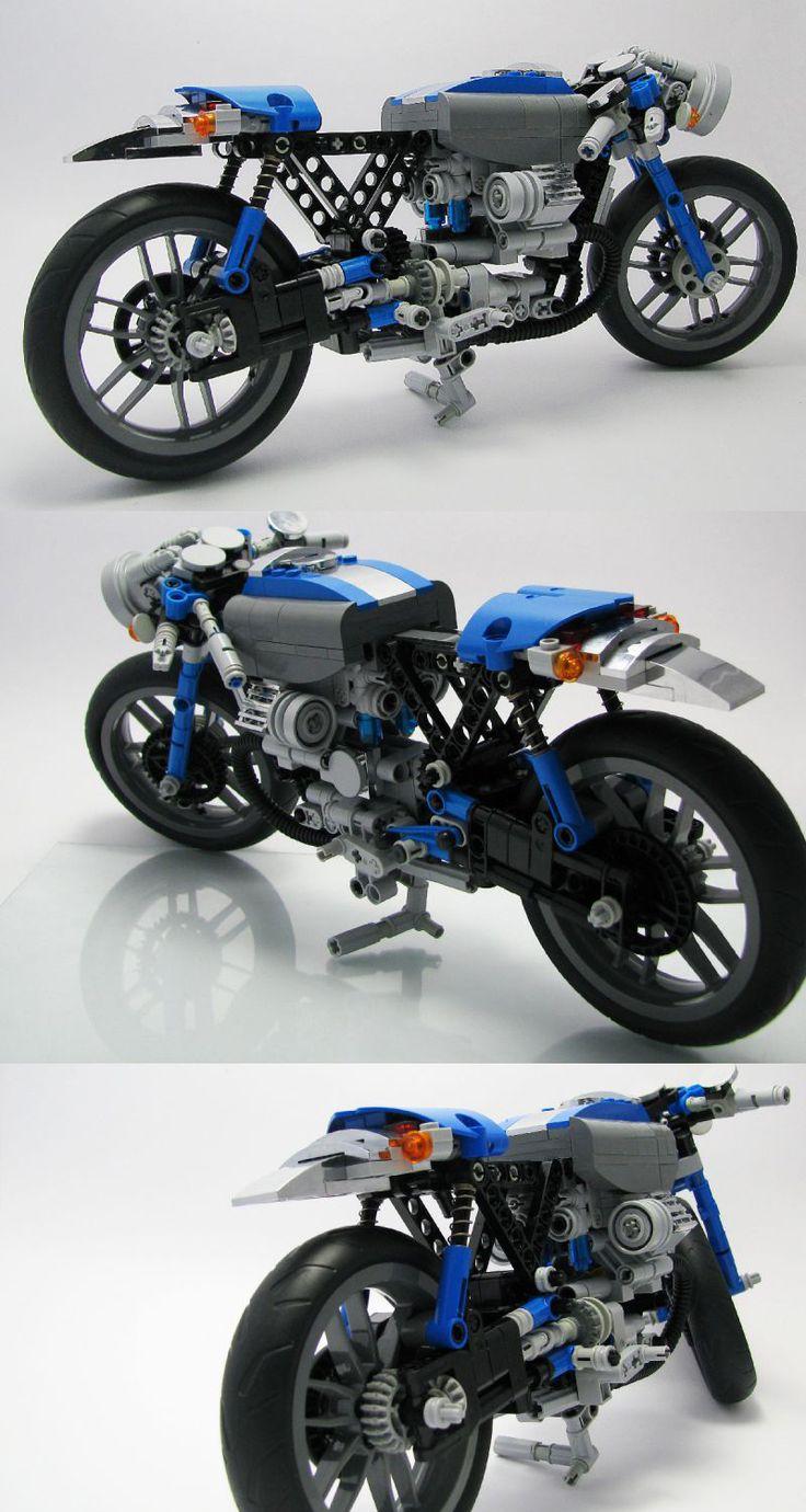 LEGO Moto Guzzi