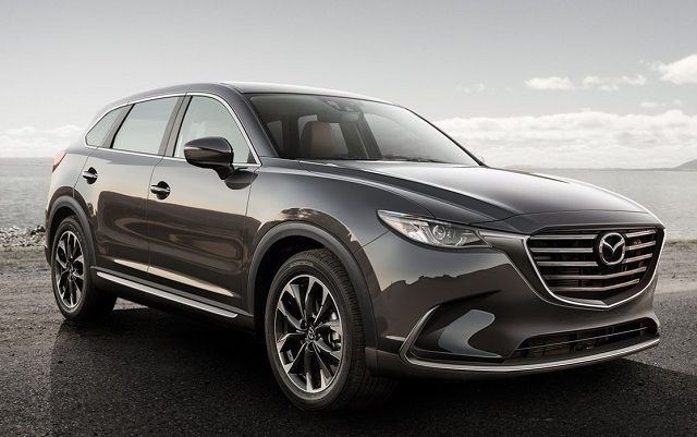 2016 Mazda CX 9 - front view