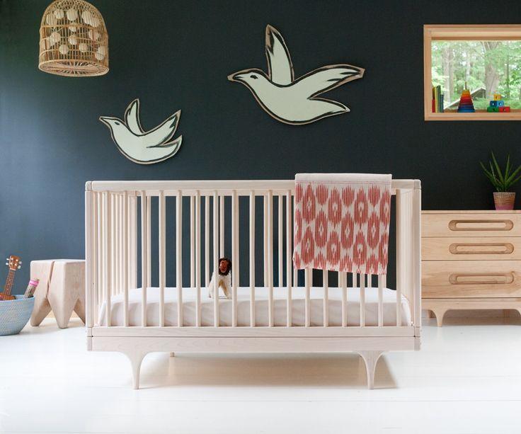 Caravan Crib By Kalon · Modern NurseriesModern Baby ...