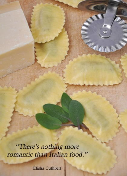 """AMORE ITALIAN  Yes, today is National Tortellini Day. Just in time for Valentine's Day. The perfect pair.     Here are a few favorite recipes     """"There's nothing more romantic than Italian food."""""""