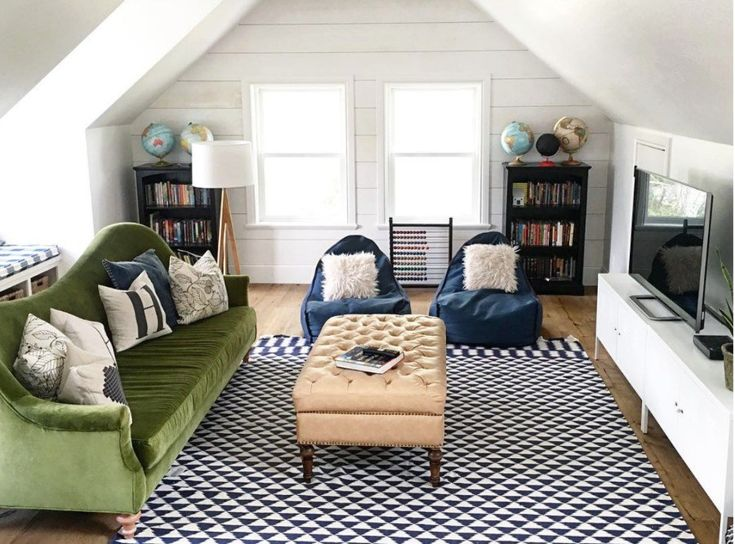 Home Tour Hawkes Landing Most Gorgeous White Kitchen Attic Bedrooms Attic Rooms Attic Remodel