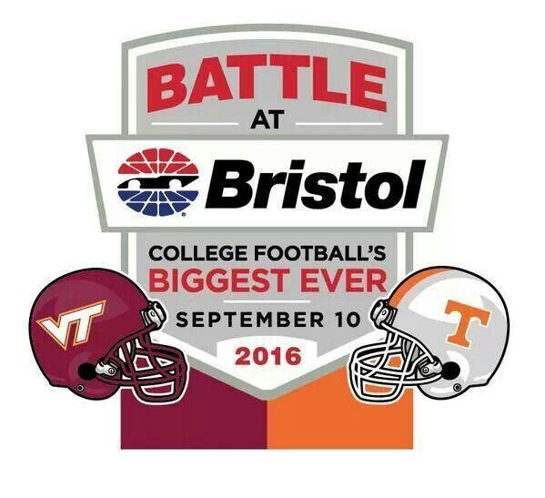 Battle at Bristol GO VOLS!!!❤️