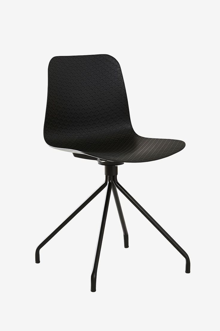 En modern stol med runda former som är skön att sitta på - under hela middagen och långt därefter. Material: Plast (polypropylen). Storlek: Höjd 81,5 cm, bredd 48 cm, djup 47 cm, sitthöjd 45 cm. Beskrivning: 2-pack stolar med formgjuten sits och kromade metallben. Skötselråd: Torkas med fuktig trasa. Tips/råd: Blanda gärna stolen med andra färger och material för att skapa en härlig mix runt bordet.