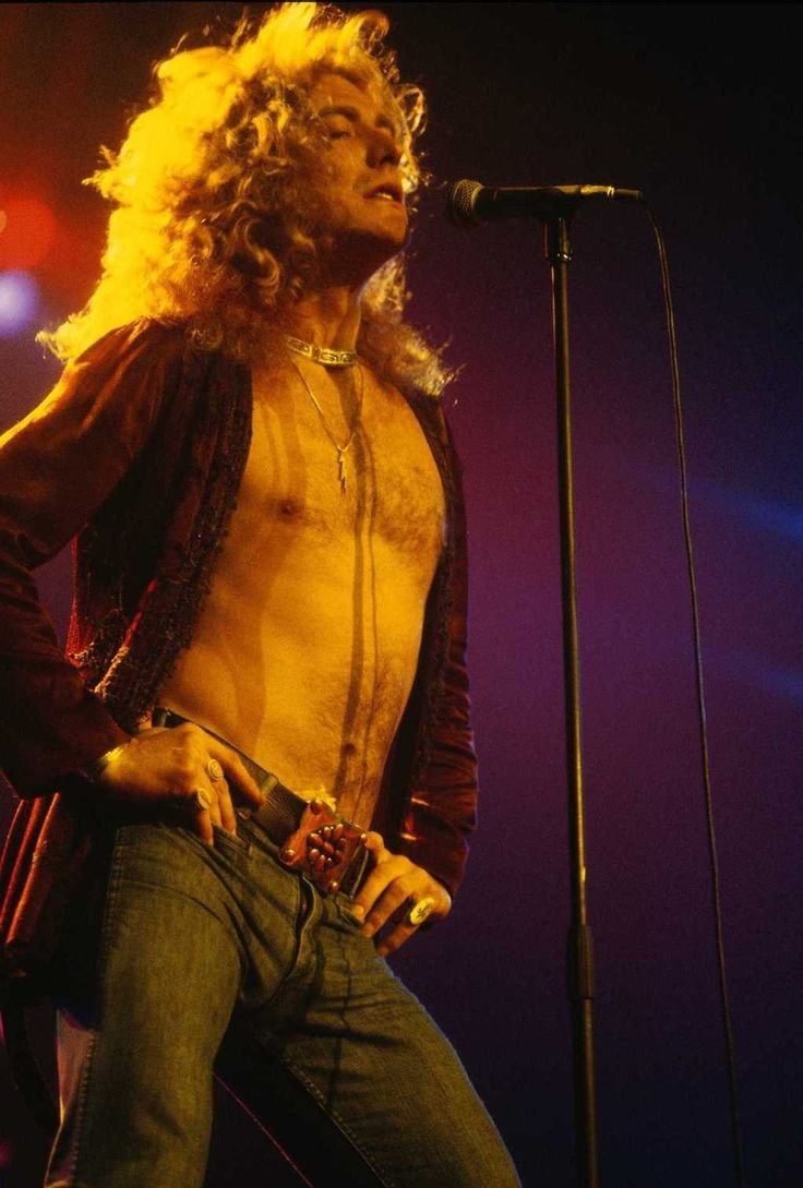 rare robert plant photos - Google Search