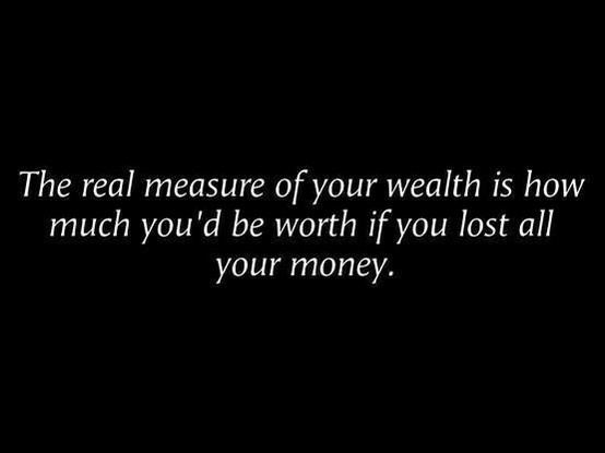 Inspirational Quotes About Wealth. QuotesGram