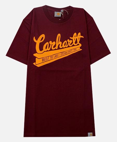 Carhartt Rail Script T-Shirt in Varnish