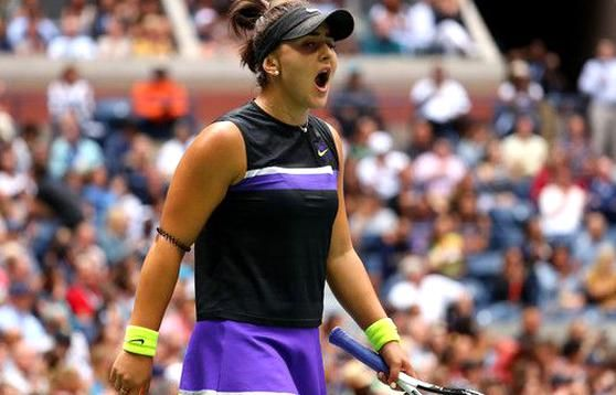 Bianca Andreescu Photos Bianca Andreescu Of Canada Reacts During Her Womens Singles Final Match Against Serena Wi In 2020 Billie Jean King New Champion Us Open Final