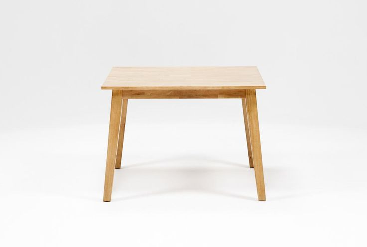 Sandy Honey Square Dining Table - $155 on Living Spaces