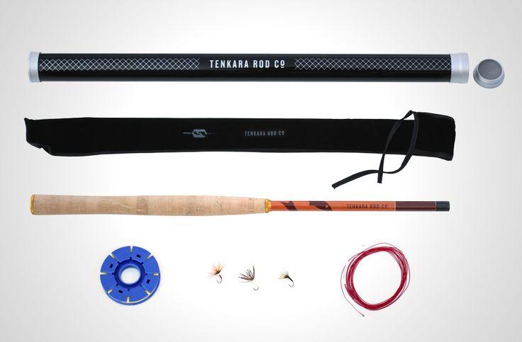 US経由で知る「テンカラ」というウルトラライトフィッシング、Tenkara Rod Co.