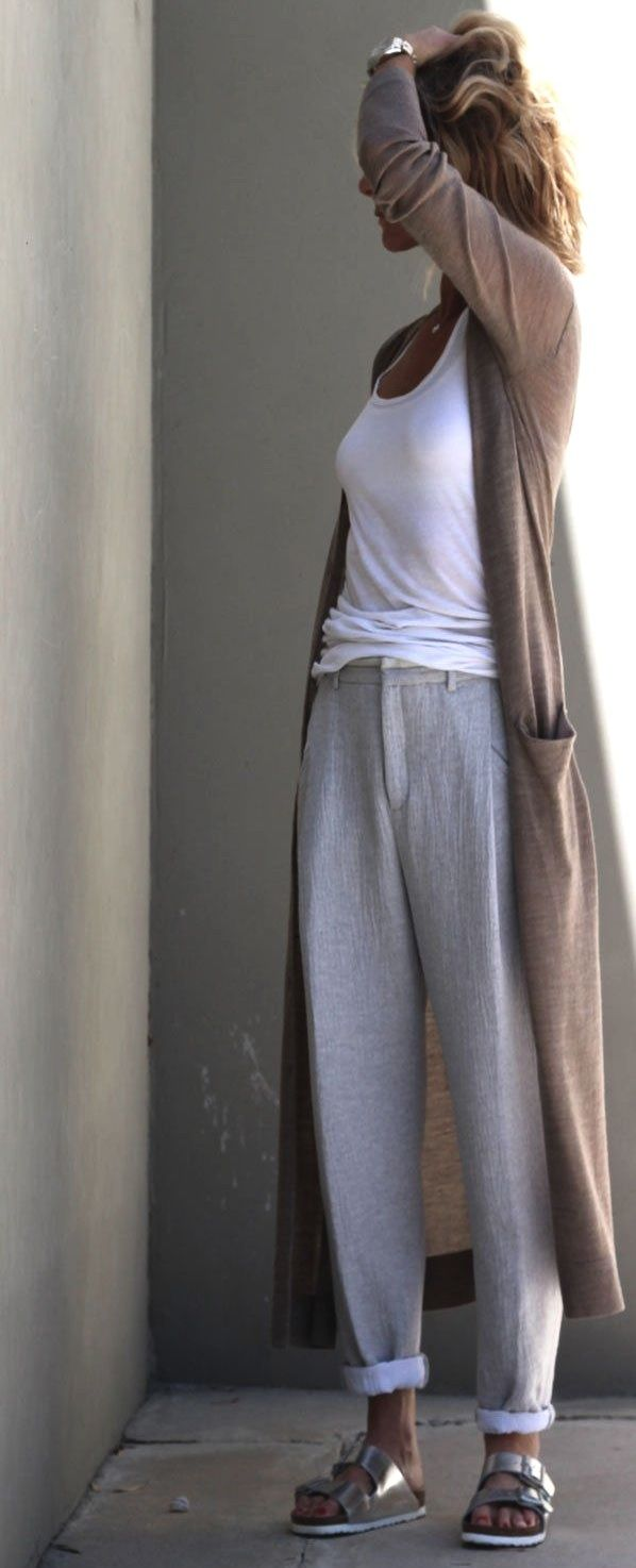 Comfy cozy lounging outfit
