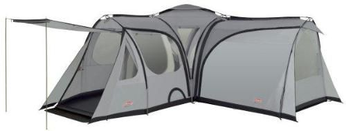 Coleman Evolva Modular Dome Tent   Our products   Our galleries   Somerset Camping   BT Tradespace