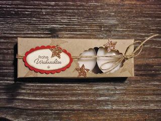 ...schnelle Anleitung Teelichterboxen....und Adventskalenderverpackung für unterwegs.... - Kreativ am Deich