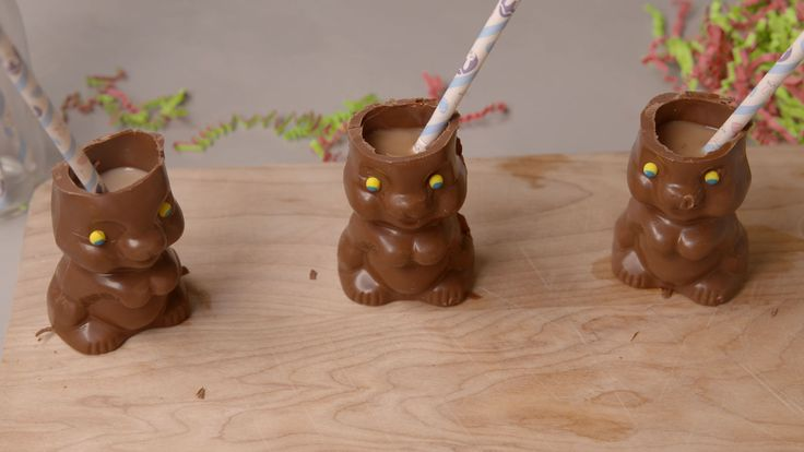 Truffle Bunny Shots Will Get Your Easter Party Hoppin'   - Delish.com