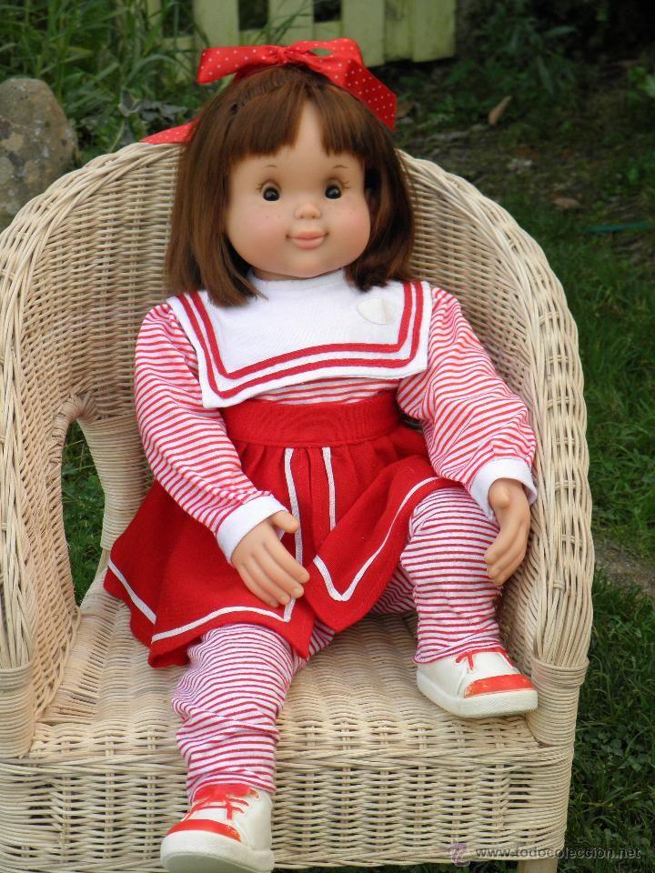Muñeca Penike de Jesmar años 90, de 70 cm - Foto 1