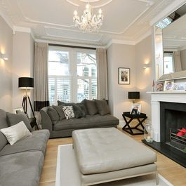 Fuhlam SW6 - contemporary - living room - london - MDSX Contractors Ltd