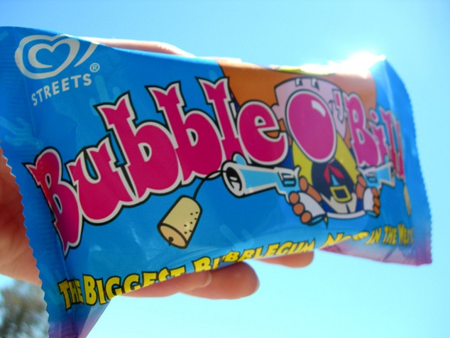 Bubble O Bill. Remember these?