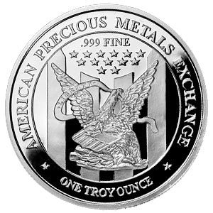 Buy Silver Online |Buy 1 oz APMEX Silver Rounds | APMEX.com    June 25th , 2012 /  Ask: $27.58