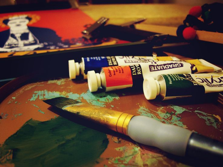 "Art prints ""under construction"" for the EGST Christmas Popup Shop 2015! #egstpopup #etsygreekstreetteam #etsy #artprints"