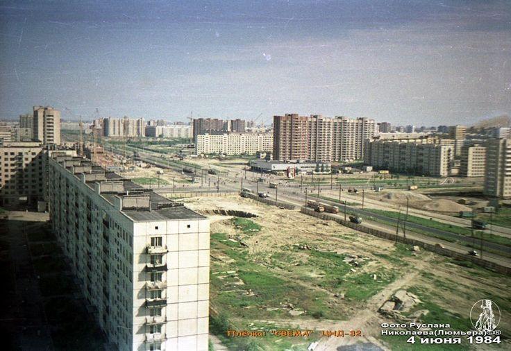 Ретро-фото Северных районов нашего города – 14 фотографий | ВКонтакте