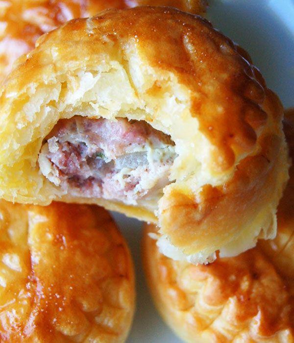Mini Pulled Pork Empanadas Recipe — Dishmaps