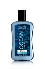 Ocean 2-In-1 Hair And Body Wash - Bath & Body Works Men's - Bath & Body Works- Does it smell like ocean? I have not tried it.. tell me in comments!