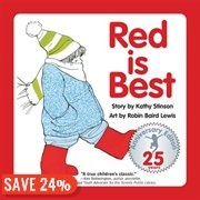BOOK: Red Is Best