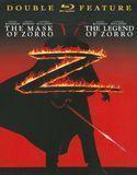 The Legend of Zorro/The Mask of Zorro [2 Discs] [Blu-ray], 14715563