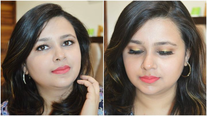 Simple Party Makeup in HINDI went up on my channel. It is a very basic full face makeup tutorial which can be wore with indian as well as western wear. I really hope you enjoy the video. CLICK THE LINK TO WATCH THE VIDEO : https://youtu.be/noVgCTS0yiI