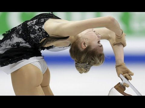 Elena Radionova is my favorite figure skater! The positions in her spins and technique in her jumps is flawless. Most of all, though, I love her passion. Every time I watch her skate, I am reminded of why I love skating. I hope you enjoy watching her free skate to titanic as much as I do! 💖💖💖