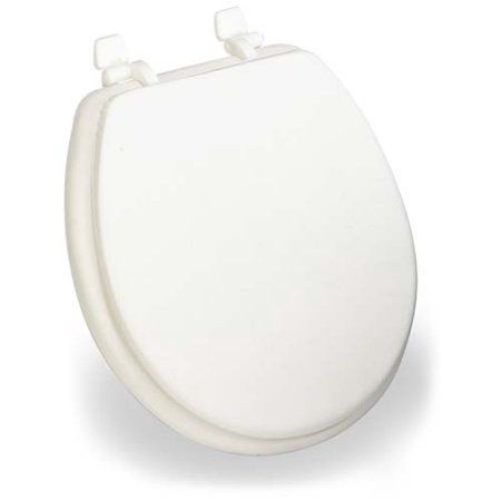 Mainstays Soft White Toilet Seat 7852100