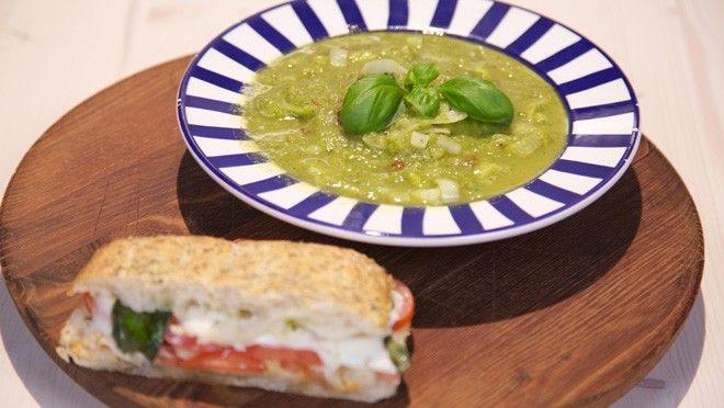 Zuppa tricolore - De Makkelijke Maaltijd | 24Kitchen