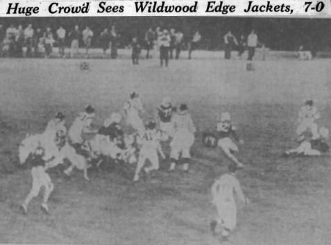 High School Football Scores, October 9, 1960, Leesburg High School, 1401 Yellow Jacket Way, Leesburg, Florida 34748, Gerald Lacey, Staff Writer, Carver Heights Quarterback Club